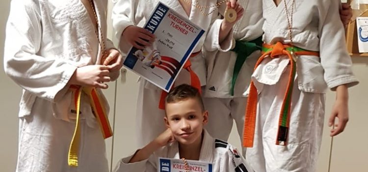 Erfolgreicher Jahresstart für Judokas